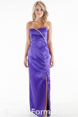 8073 shown in Magestic Purple Matte Satin